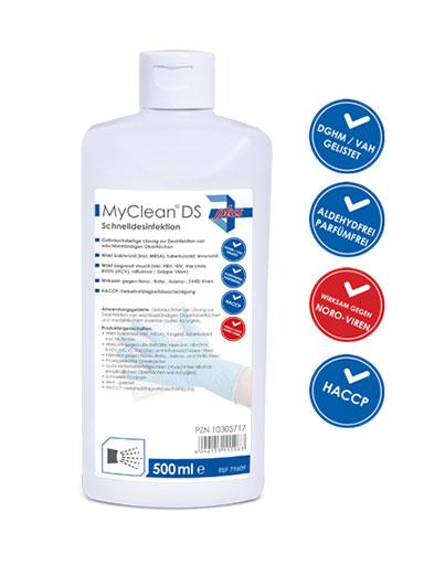 Oberflächendesinfektion 500 ml