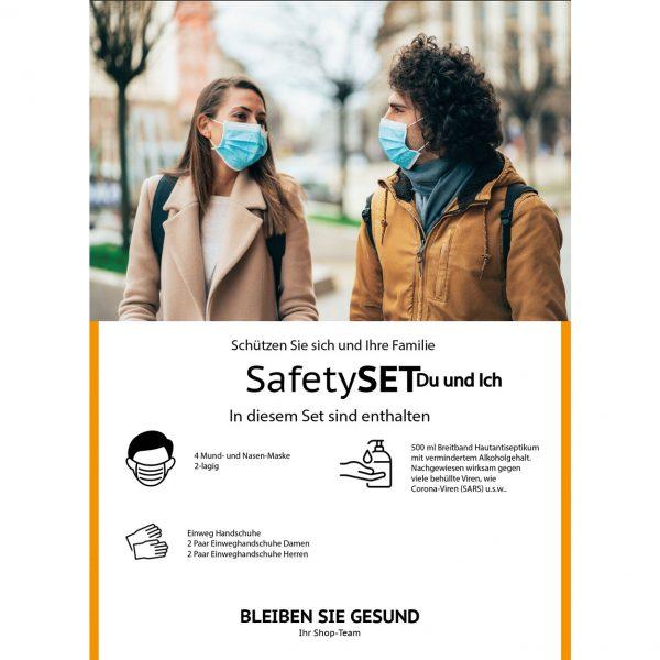 SafetySET Du und Ich