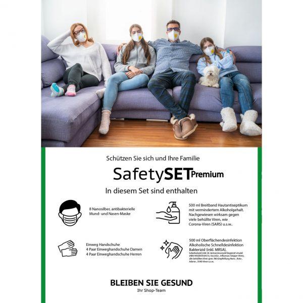 SafetySET Premium